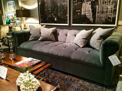 Thom Filicia Vanguard Sofa