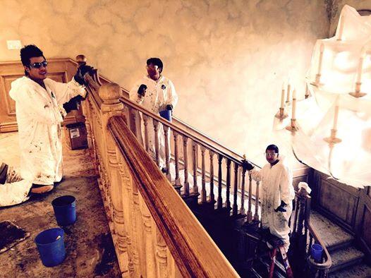 Staircase Rework