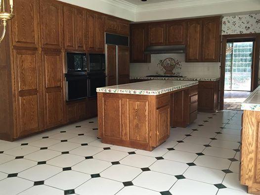 1990 Kitchen
