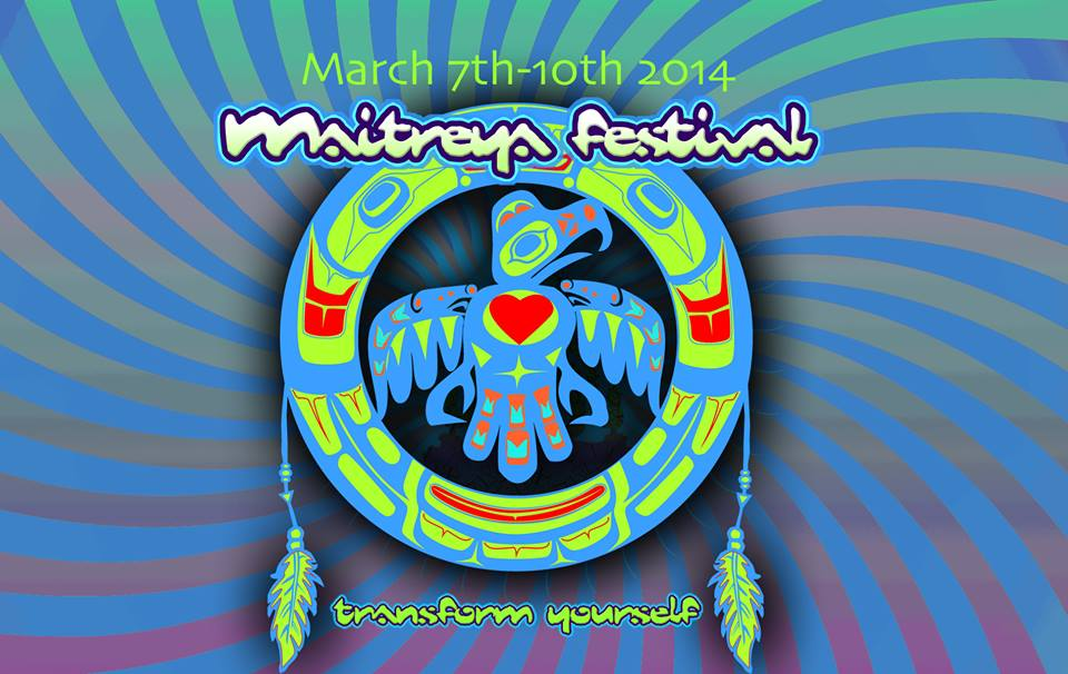 Maitreya Festival- Main stage and Rocket stage sound provided by full Throttle ENT