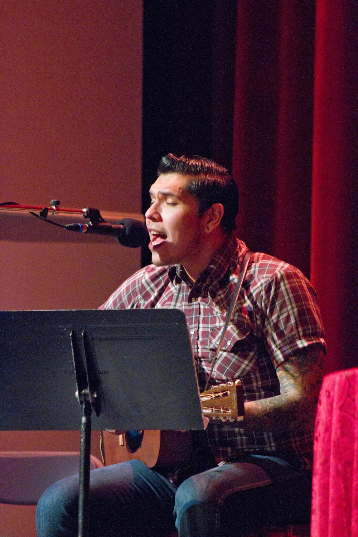 Nick Sings