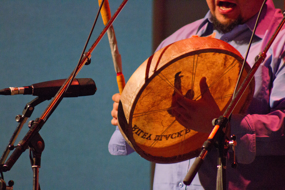 Dallas Waskahat & The Drum