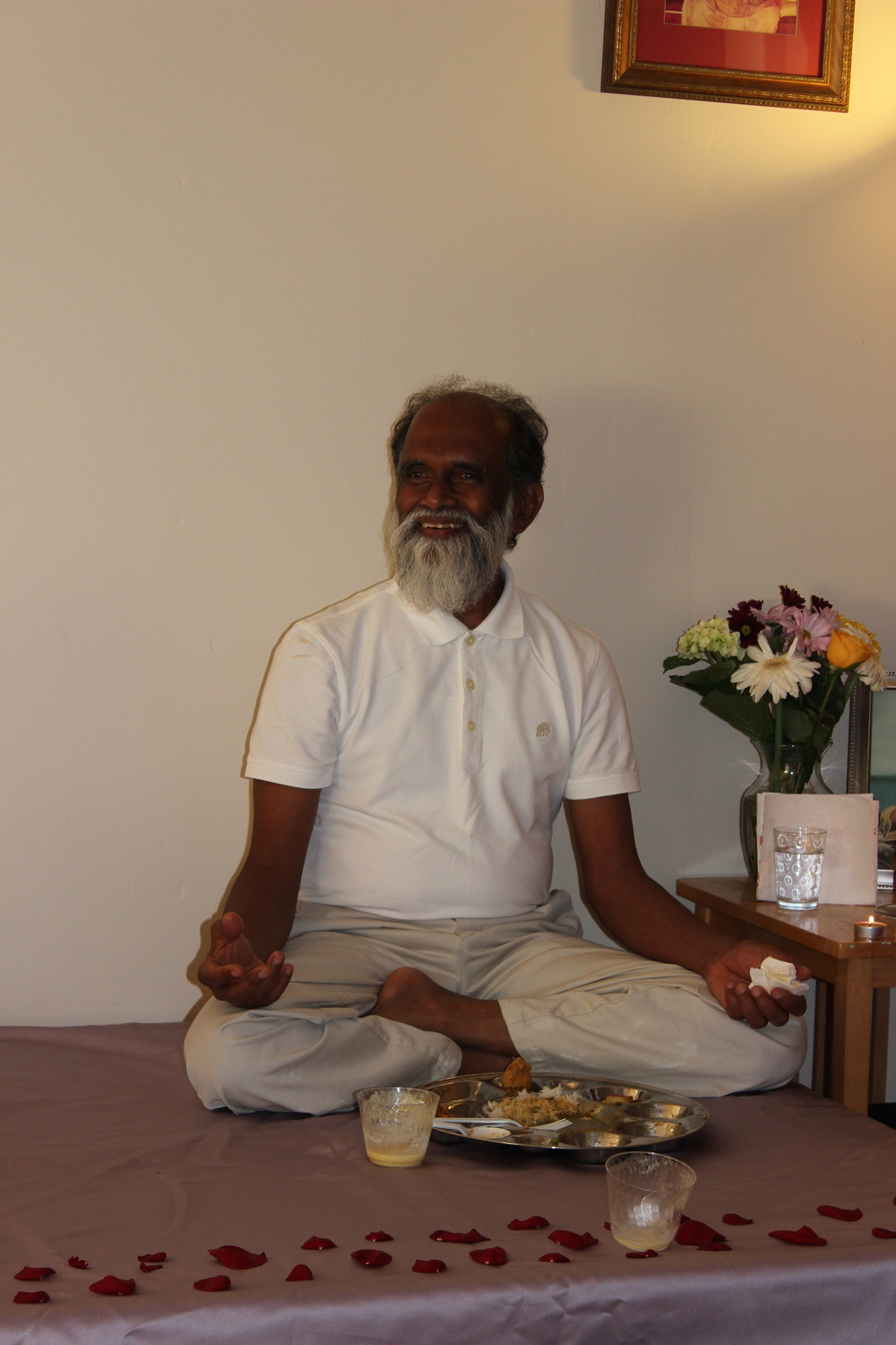 Shri Yogi Hari Maharaj - Master of Hatha, Nada, and Raja Yoga. Founder of Sampoorna Yoga.
