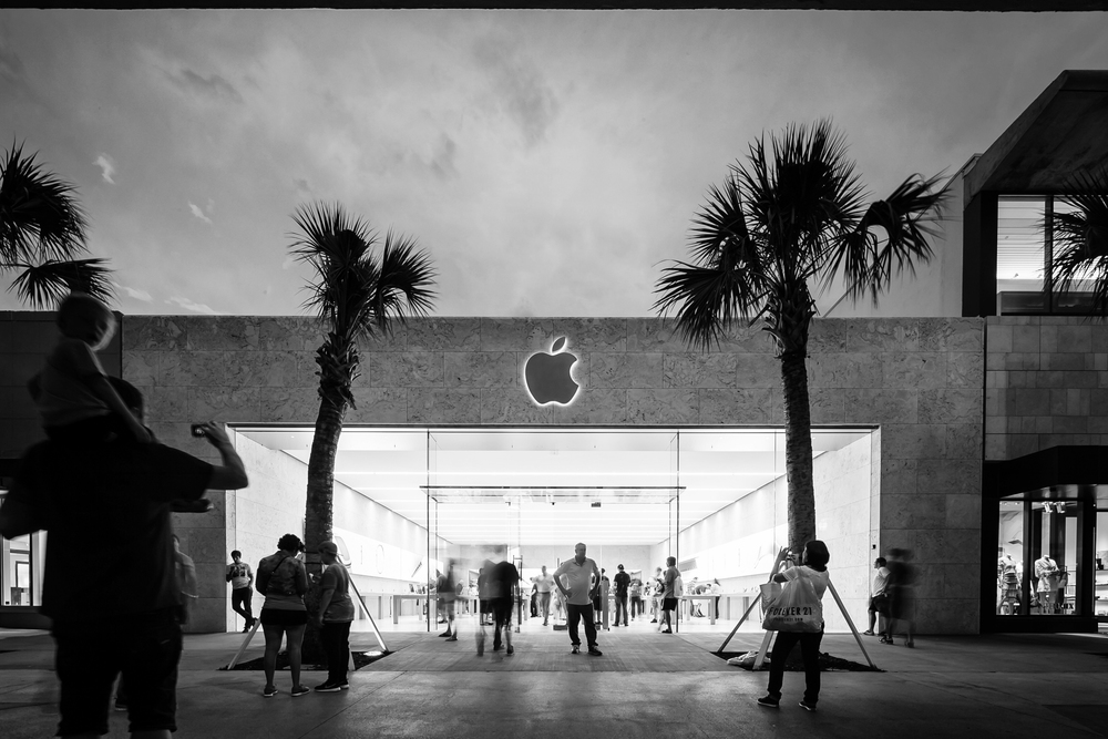 Apple Store - Lincoln Road