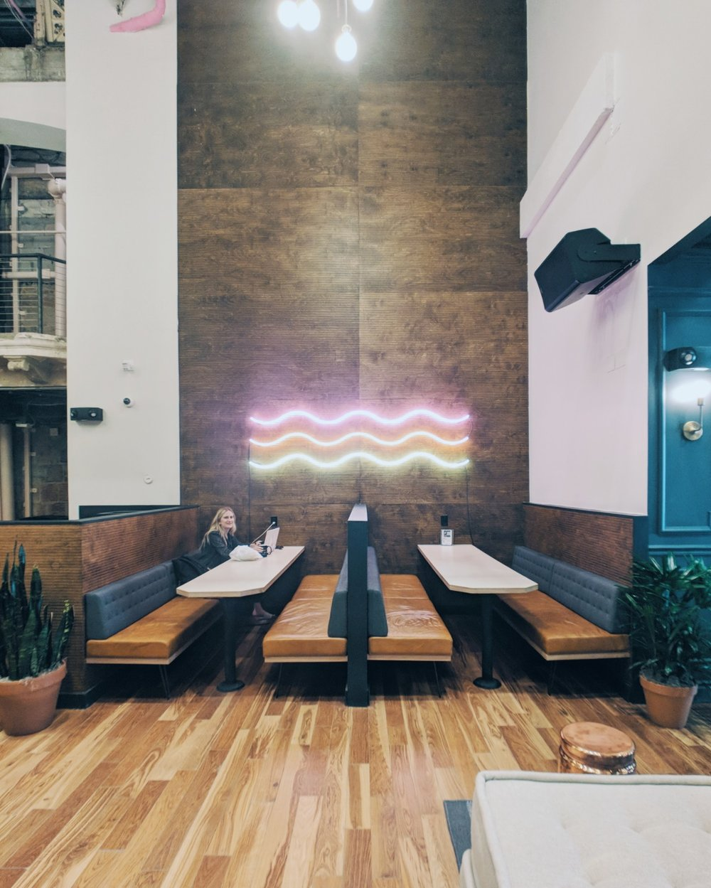 WeWork Security Building - Interior Photo
