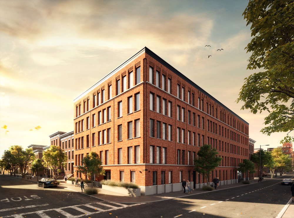 Brooklyn Cobblestone Development | 3D Rendering via Azeez Bakare Studios