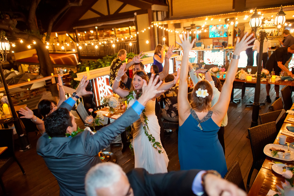 Maui Wedding Photography - Dance Party