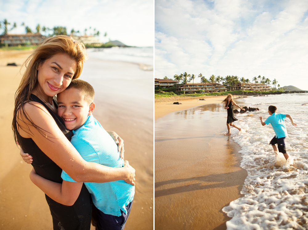 Maui Family Photography - Mom