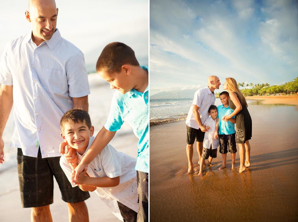 Maui Family Photography - Family Fun