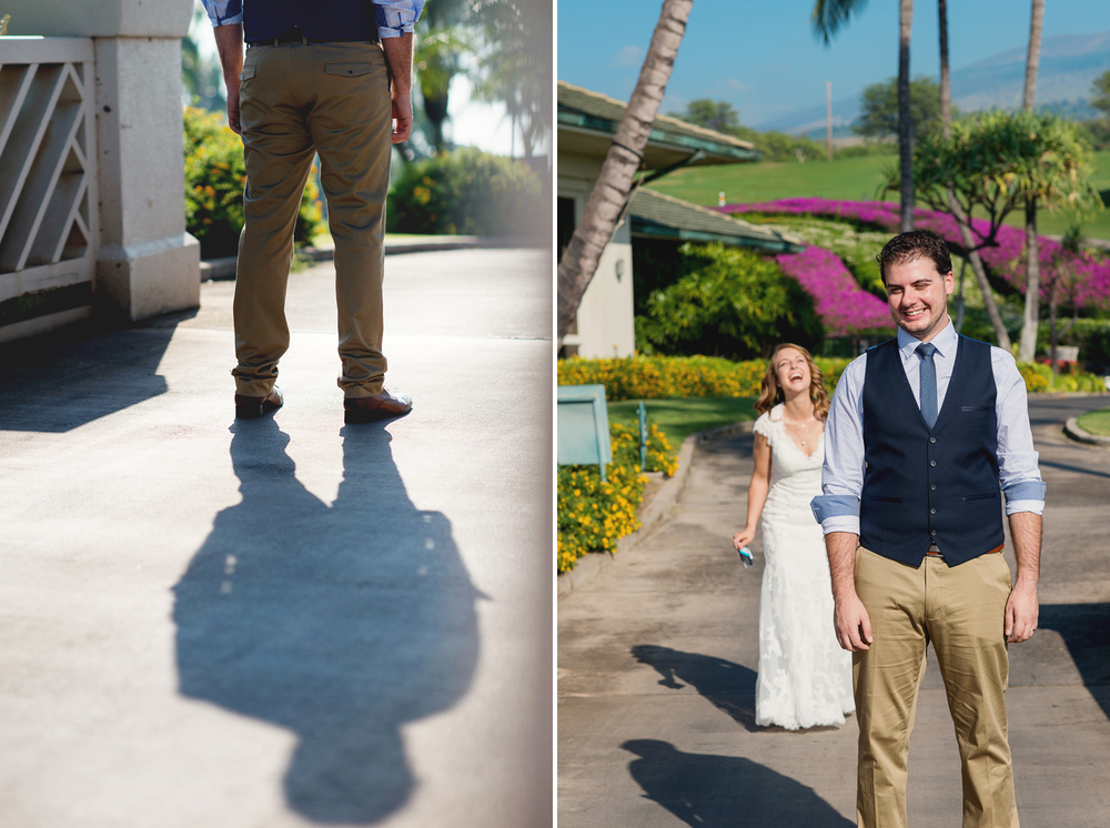 Maui Wedding Photography Bride & Groom