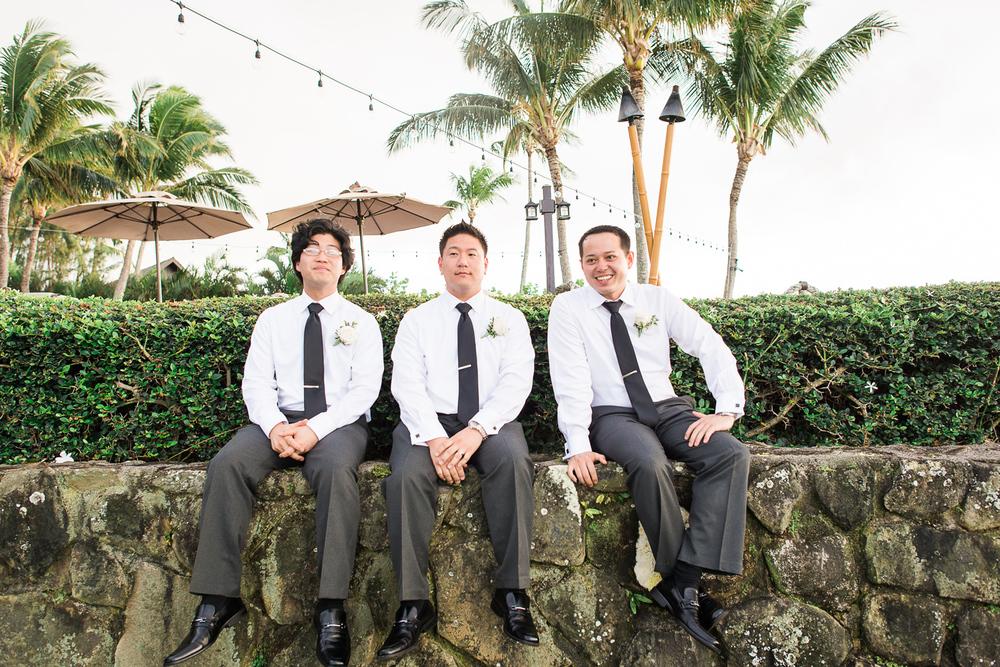 Maui Merriman's Wedding Photography
