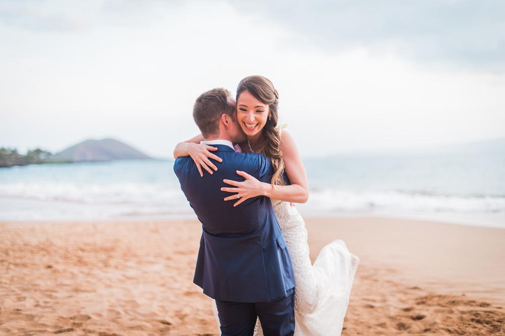 Maui Wedding Photography - The Happy Couple