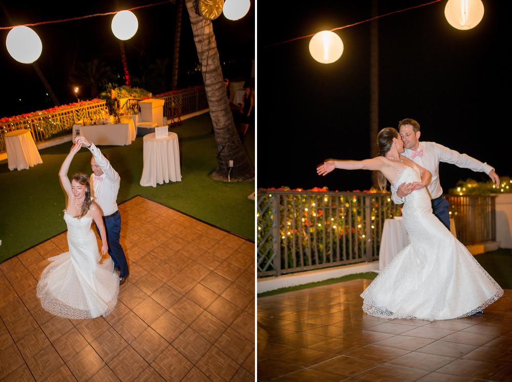 Maui Wedding Photography - Let's dance