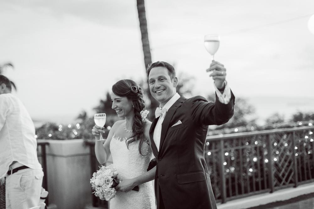 Maui Wedding Photography - Grand Entrance