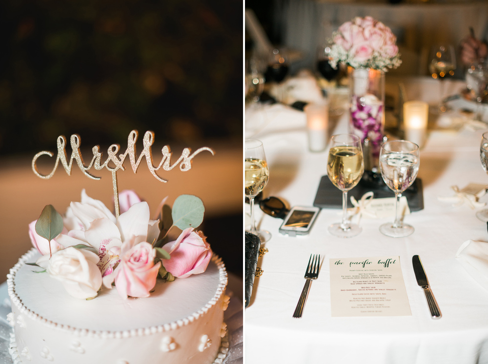 Maui Wedding Photography at Hyatt - Reception