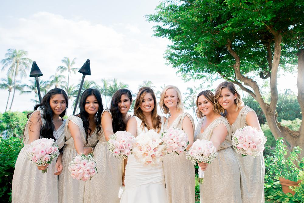 Maui Wedding Photography at Hyatt - Ceremony