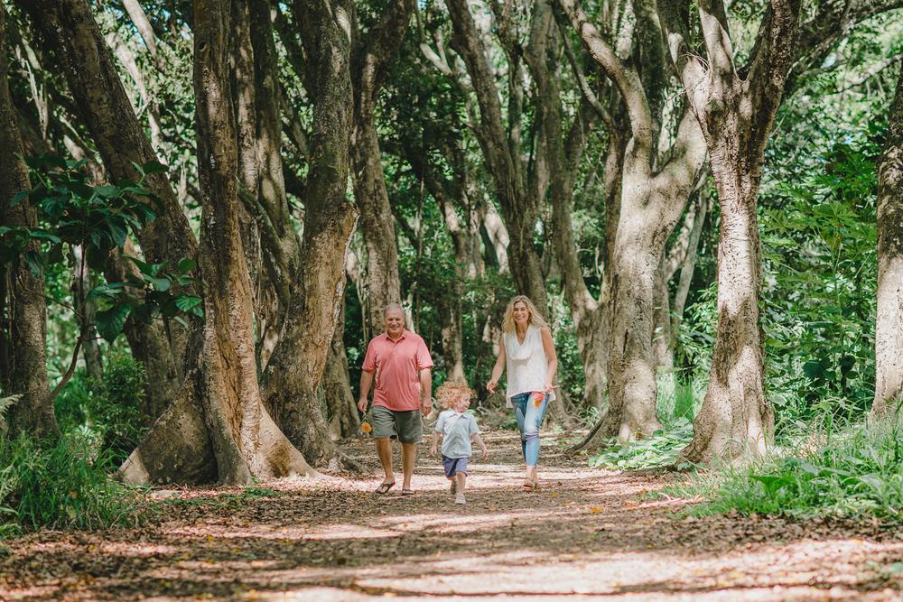 Maui Family Portraits - Honolua Bay