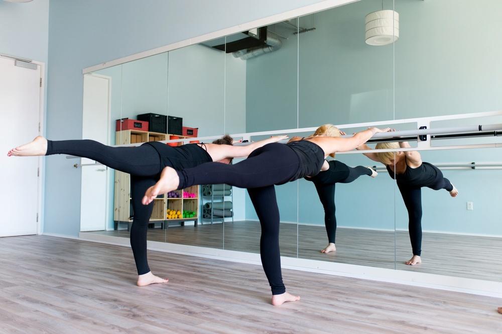 Portrait Photography - Yoga Studio