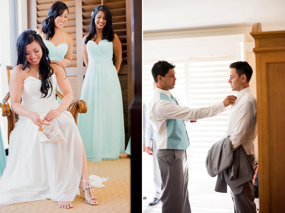 Wedding Photography - Getting Ready
