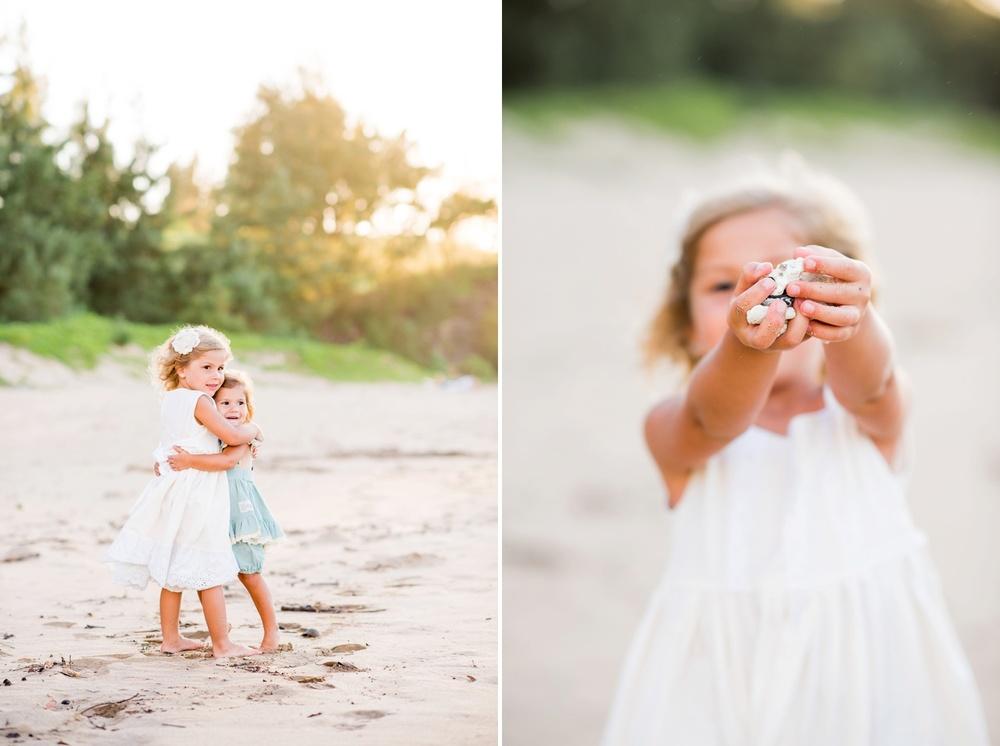 Maui Family Photography - DT Fleming Beach Park