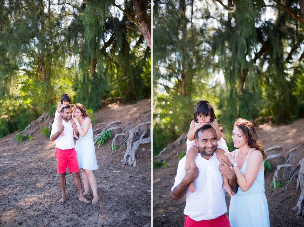 Maui Family Photography - DT Fleming Beach Park
