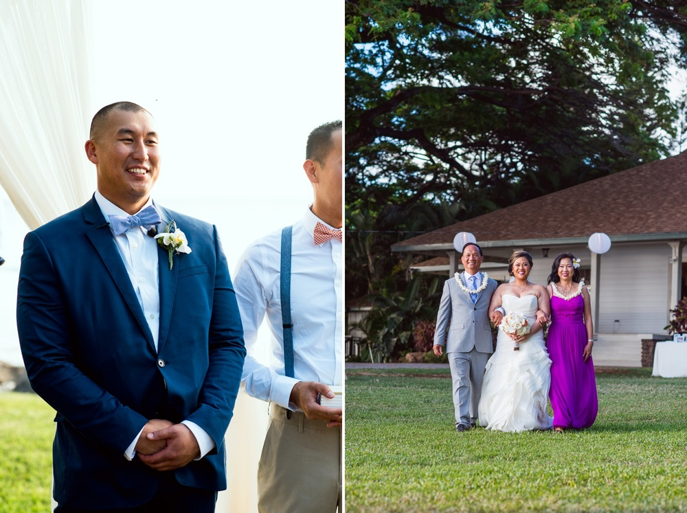 Hawaii Wedding Photography - Ceremony