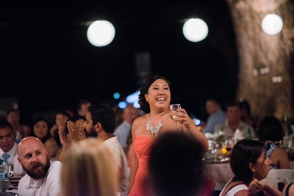 Hawaii Wedding Photography - Reception
