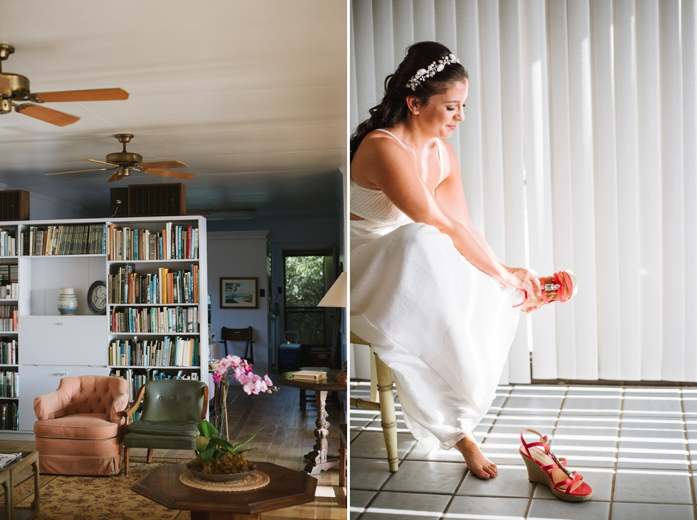 Maui Wedding Photography - Getting Ready