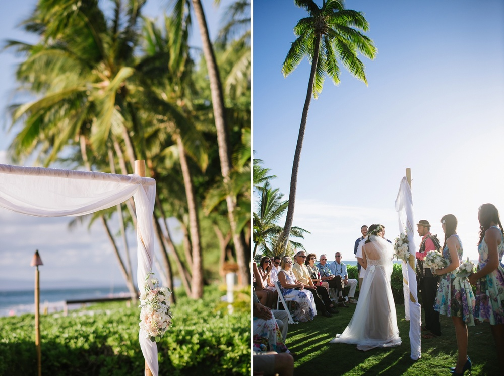 Maui Wedding Photography - Ceremony