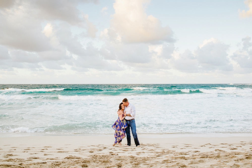 Maui Photography - Beach Engagement Session