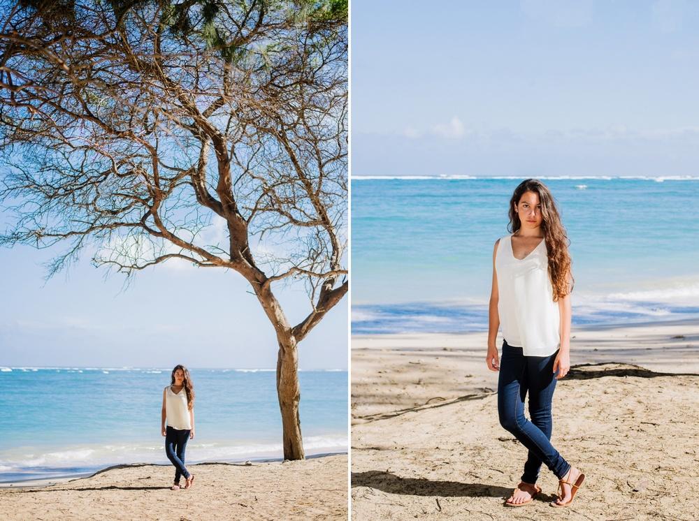 Maui Senior Portraits - North Shore