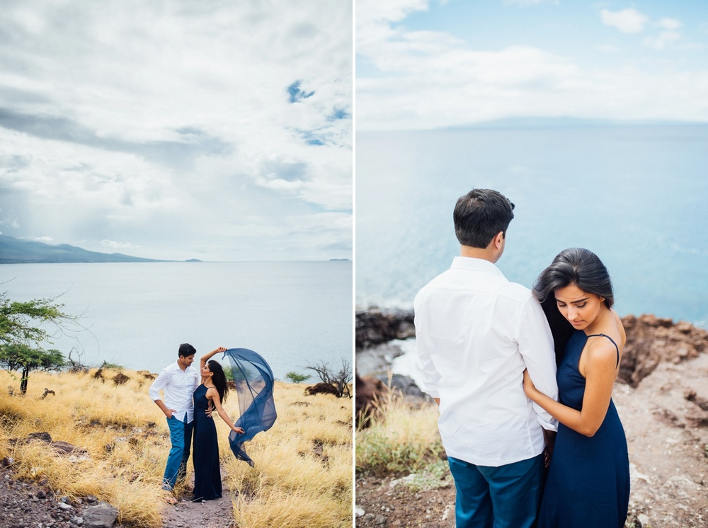 Maui Engagement Portraits
