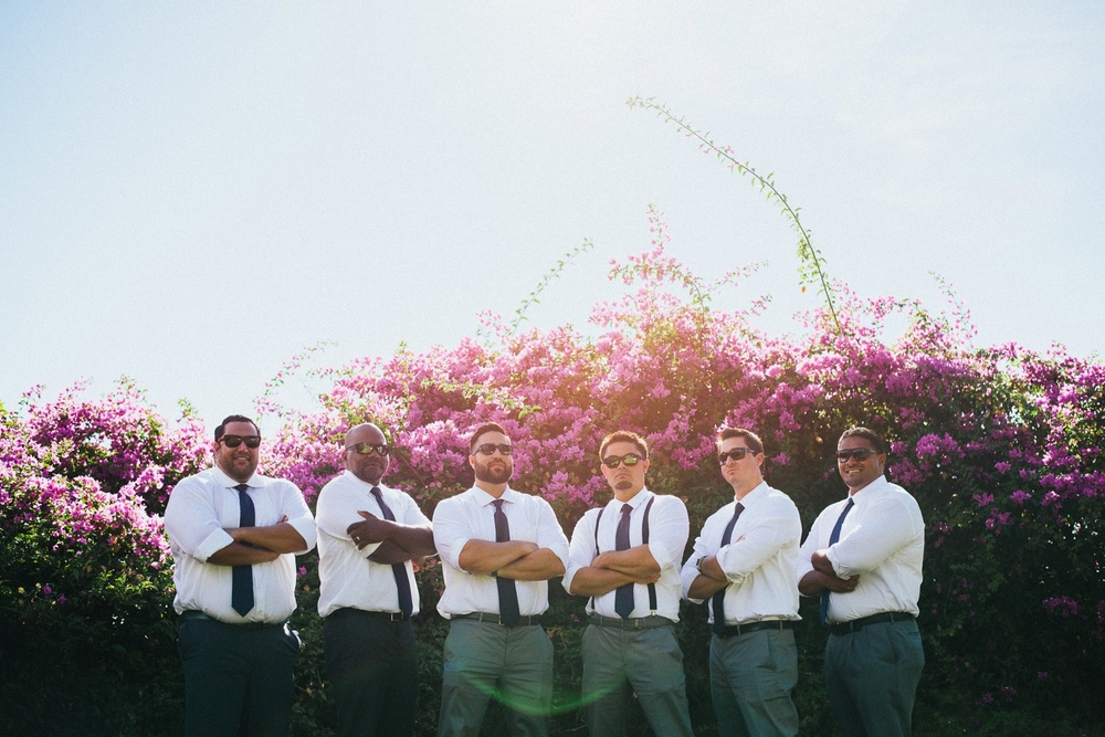 Maui Wedding Photography - Wedding Party