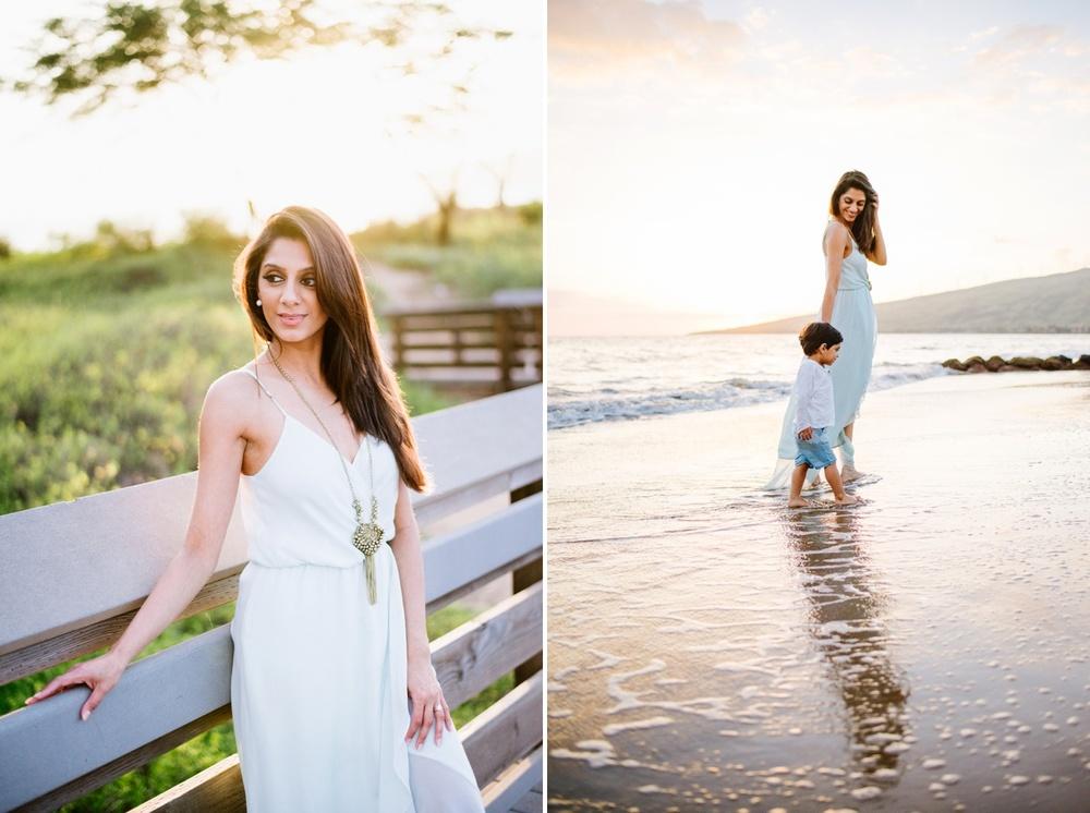 Maui Family Portraits - Sugar (Boardwalk) Beach