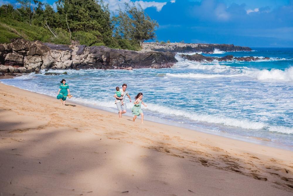Maui Family Portraits - DT Fleming