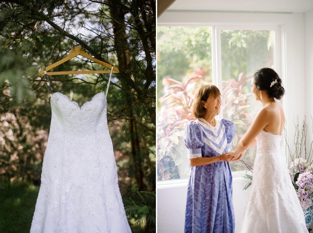 Maui Wedding Photography - Getting Ready