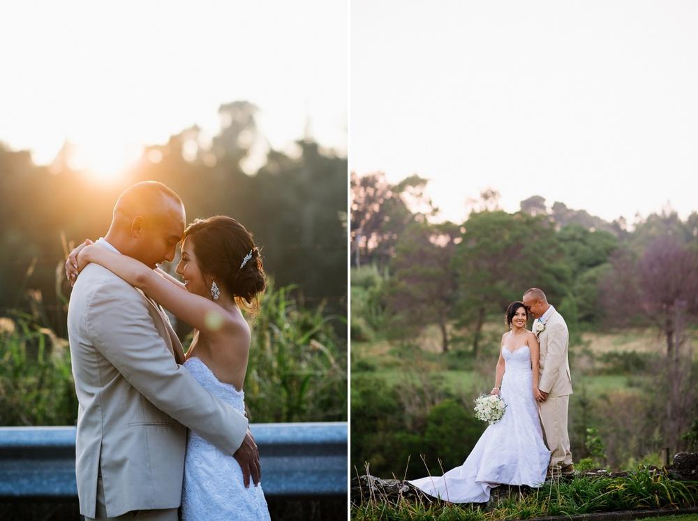 Maui Wedding Photography - Bride & Groom