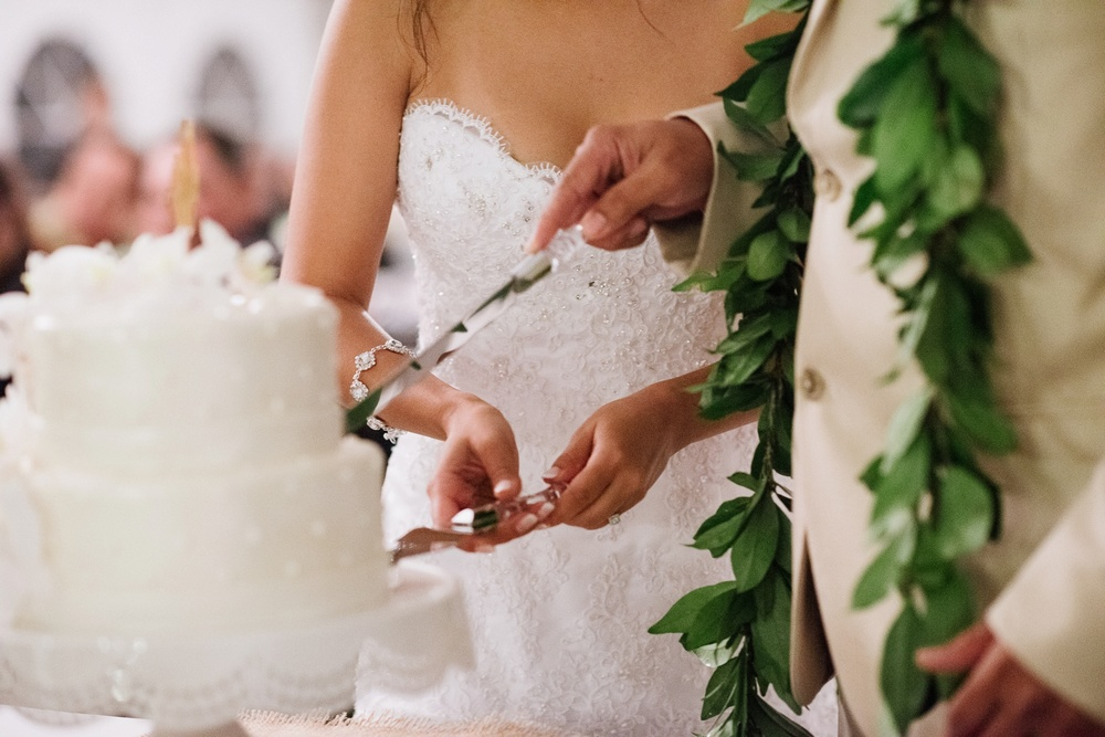 Maui Wedding Photography - Reception