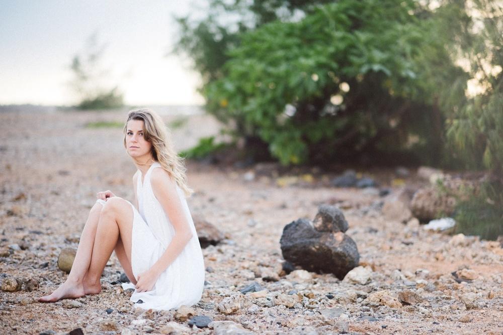 Sunrise Portrait Session Maui