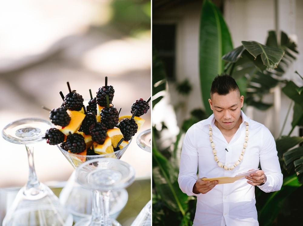 Maui Wedding Photography - Olowalu Plantation House - Getting Ready