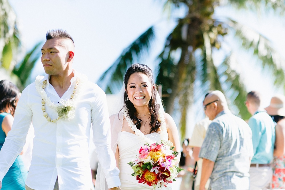 Maui Wedding Photography - Olowalu Plantation House - Ceremony