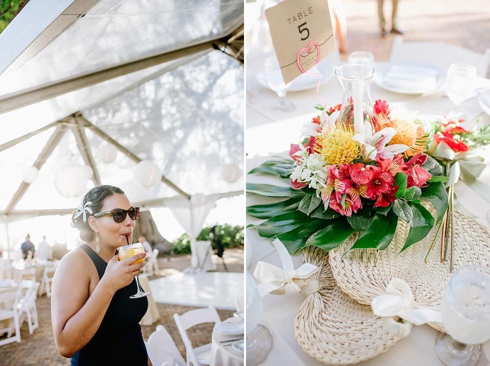 Maui Wedding Photography - Olowalu Plantation House - Cocktail Hour