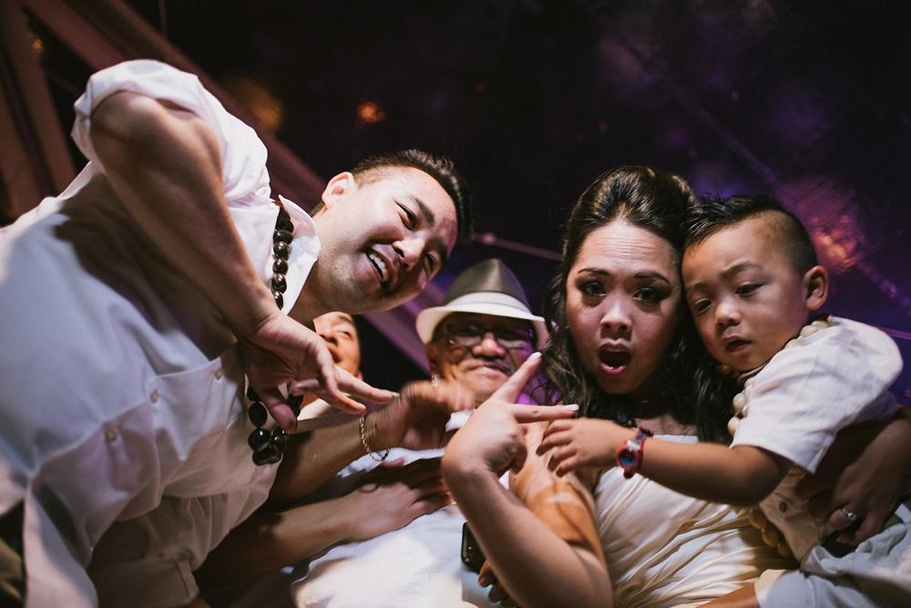 Maui Wedding Photography - Olowalu Plantation House - Party