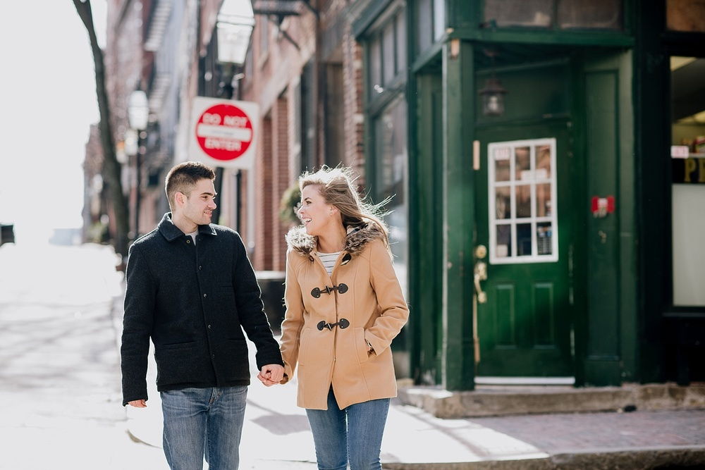 Boston Engagement Photography - New England