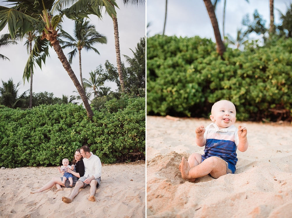 Maui Family Photography - Beach Portraits
