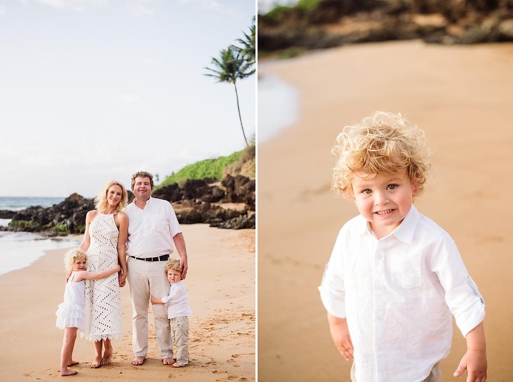 Maui Family Photography - Po'olenalena