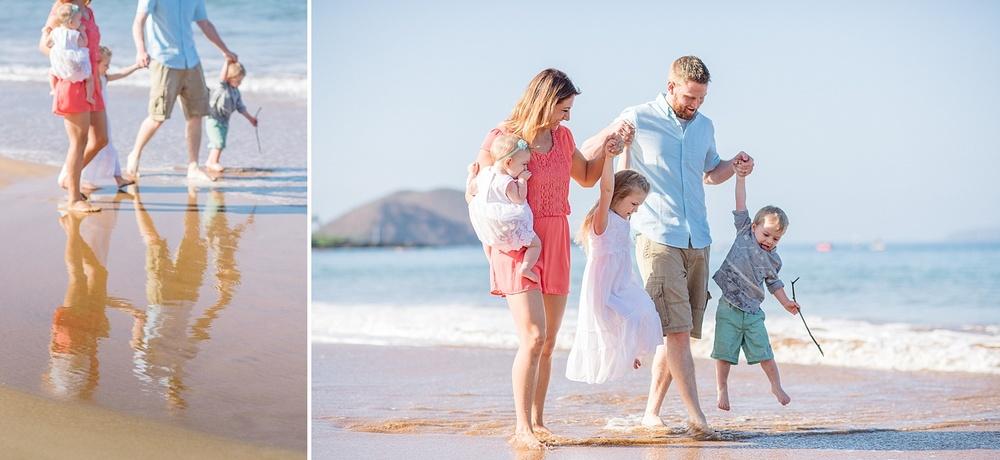 Hawaii Family Photography - Maui // Po'olenalena