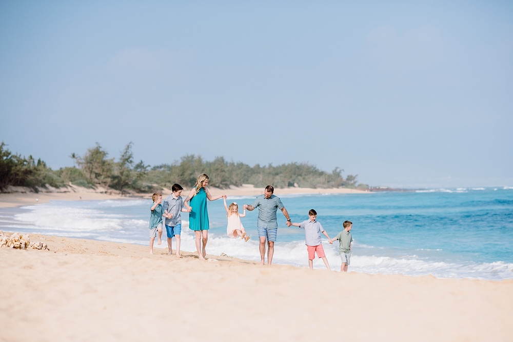 Maui Family Photography - Baldwin Beach