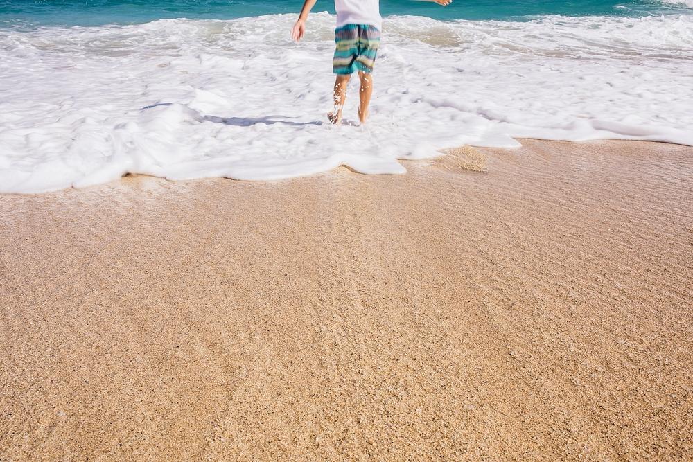 Hawaii Family Photography - Maui // Baldwin Beach