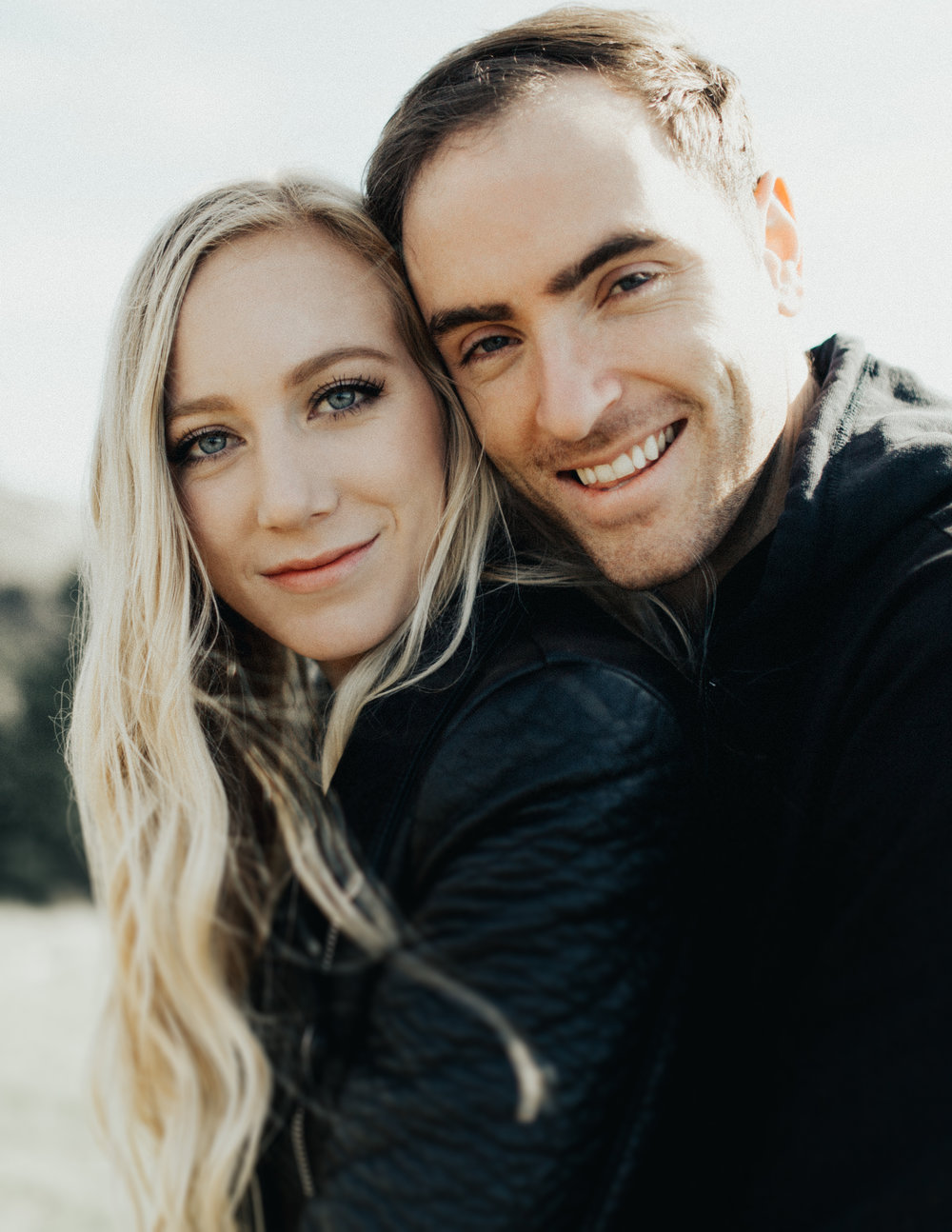 Elise + Logan Engagements in San Francisco